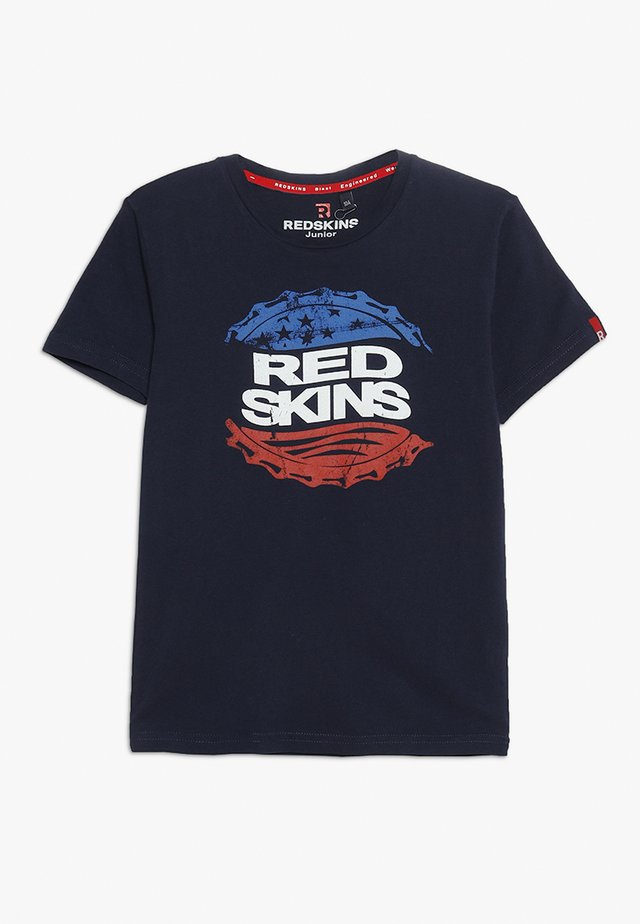 FORD - T-Shirt print - navy