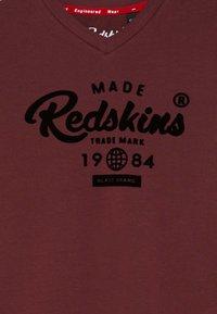 Redskins - EZRA - Langærmede T-shirts - bordeaux - 3