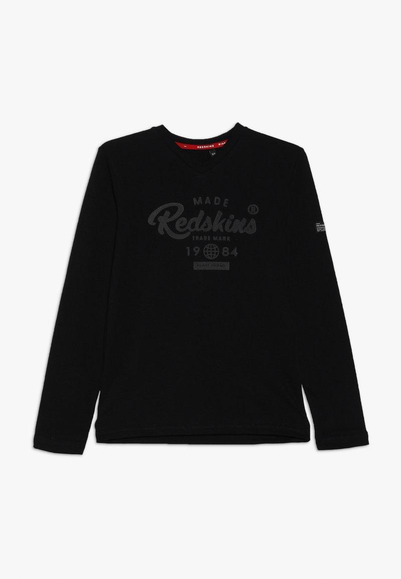 Redskins - EZRA - Langærmede T-shirts - black
