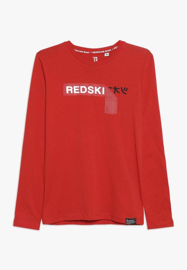 RIDLEY - Camiseta de manga larga - red