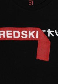 Redskins - RIDLEY - Long sleeved top - black - 4