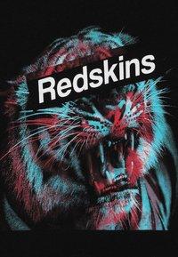 Redskins - TRIBES - Langærmede T-shirts - black - 4