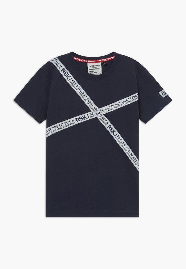 ROCCO - T-shirts print - navy