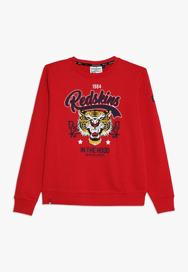 JACKSON - Sweatshirt - red