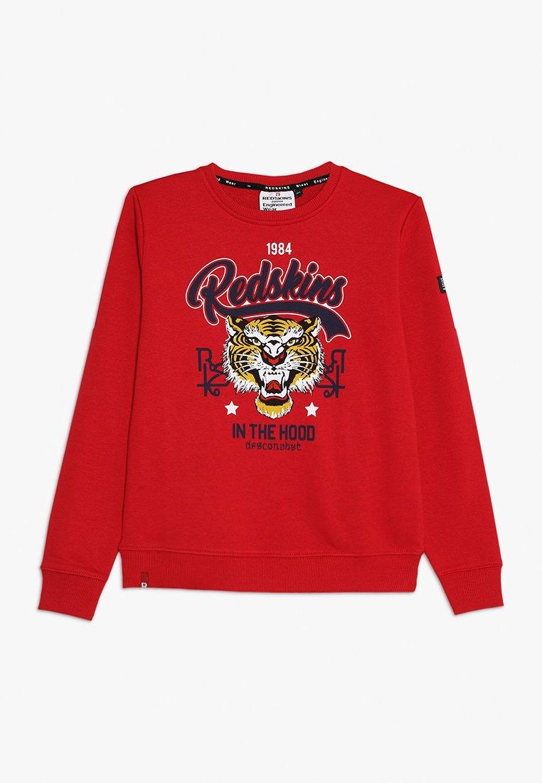 Redskins - JACKSON - Sweatshirt - red