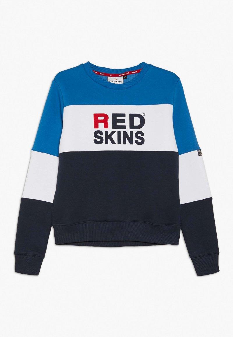 Redskins - LAWSON - Sweatshirt - blue/navy