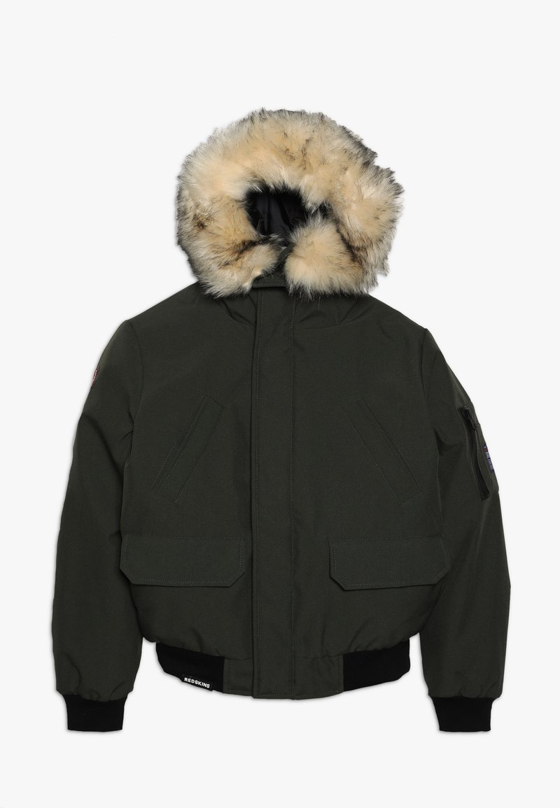 Redskins - KENDO - Winter jacket - kaki dark