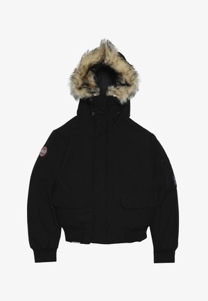 KENDO - Zimní bunda - black