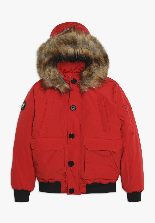 BOXING - Winter jacket - red