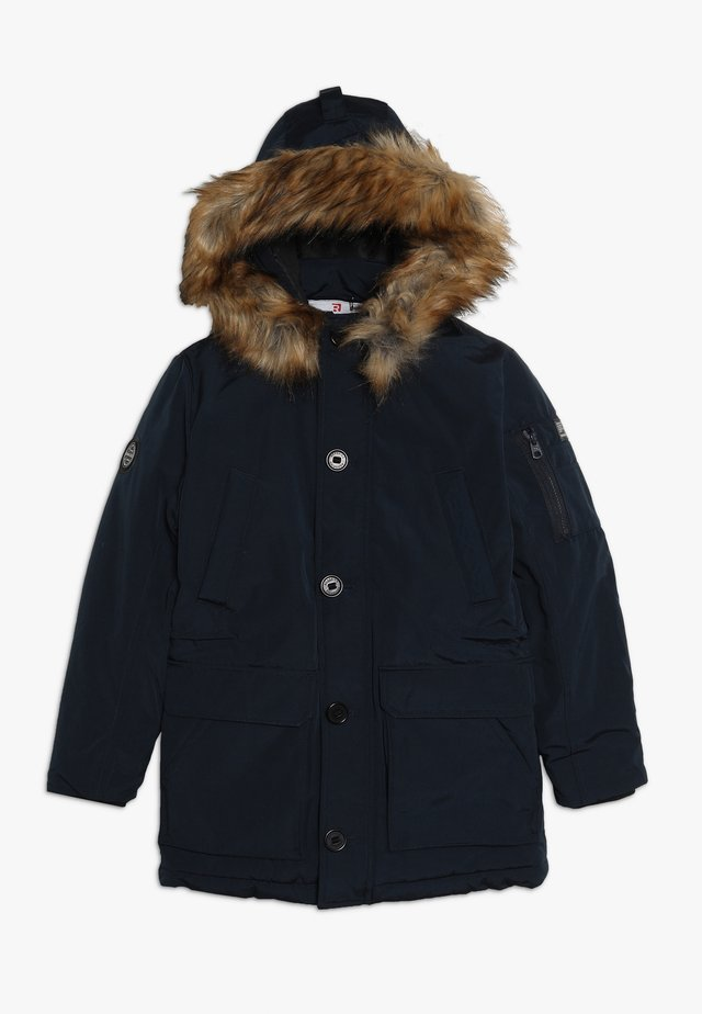 KENBURY - Wintermantel - navy