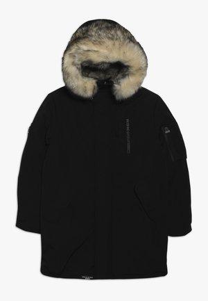 JUDO - Cappotto invernale - black