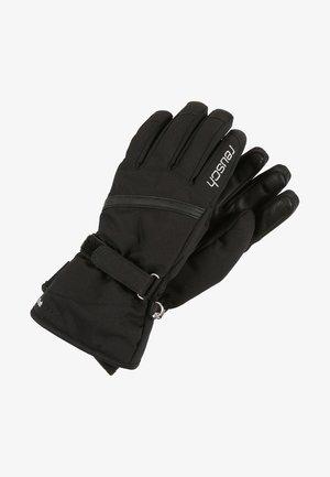 ALEXA GTX - Handsker - black/silver