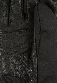 Reusch - ALEXA GTX - Handsker - black/silver - 3