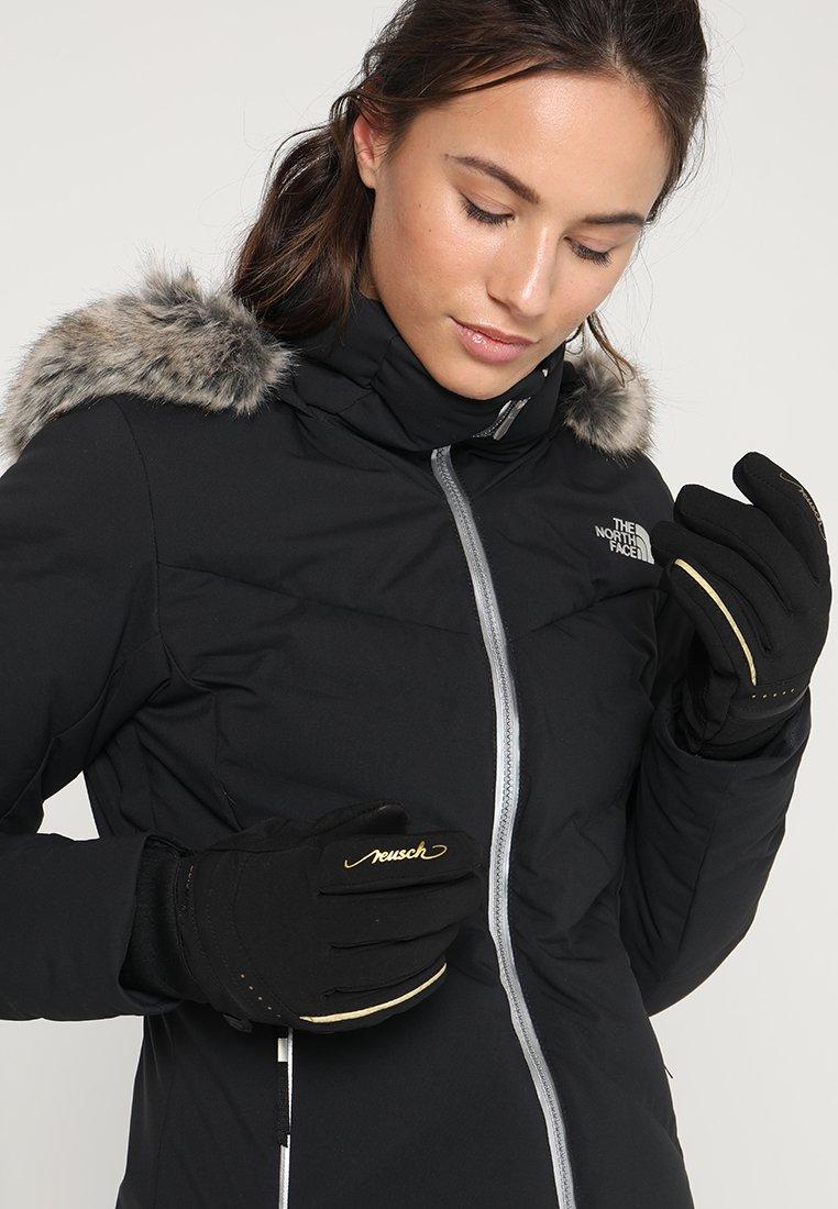 Reusch - TOMKE STORMBLOXX - Gloves - black/gold