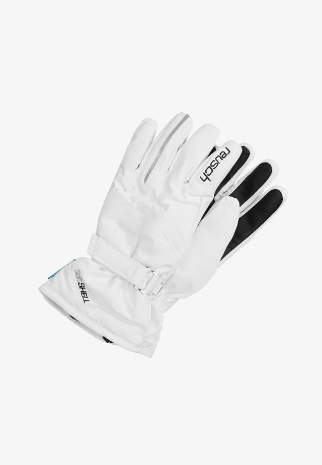 HANNAH R-TEX® XT - Gloves - white/silver