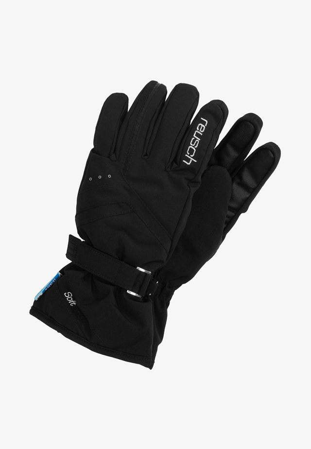 HANNAH R-TEX® XT - Gloves - black/silver