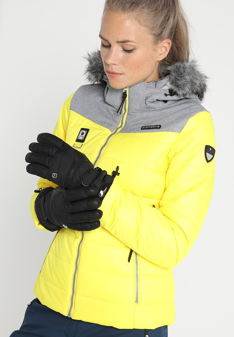 Reusch - NURIA  - Gloves - black/silver