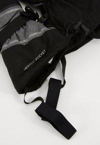 Reusch - DEMI R TEX® XT - Gants - black/grey melange/silver - 3