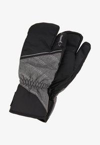 Reusch - BRIANNA RTEX® LOBSTER - Tumvantar - black/grey melange/silver - 1