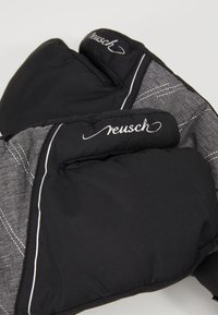 Reusch - BRIANNA RTEX® LOBSTER - Tumvantar - black/grey melange/silver - 4