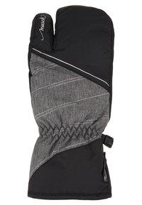 Reusch - BRIANNA RTEX® LOBSTER - Tumvantar - black/grey melange/silver - 2