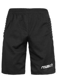 Reusch - Sports shorts - black/silver - 0