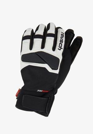 MASTERY - Rękawiczki pięciopalcowe - black/white