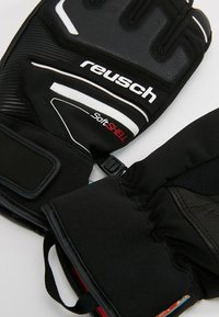 Reusch - THUNDER R-TEX® XT - Fingervantar - black - 4