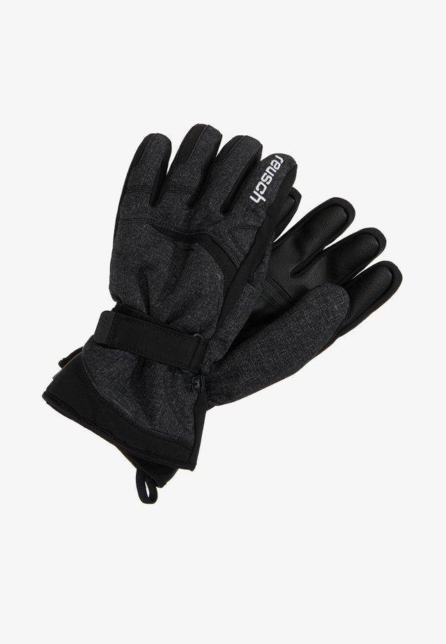PRIMUS R-TEX® - Handschoenen - black/black melange