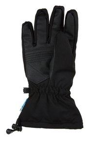 Reusch - OUTSET R-TEX® XT - Fingervantar - black/white - 3