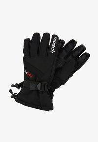 Reusch - OUTSET R-TEX® XT - Fingervantar - black/white - 1