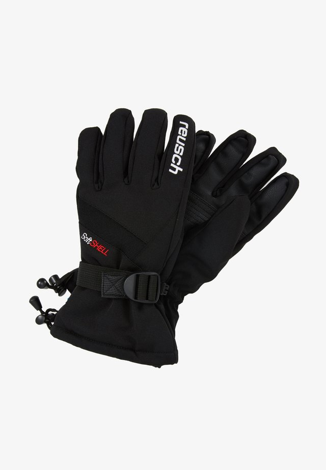 OUTSET R-TEX® XT - Gloves - black/white