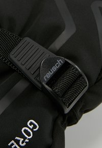 Reusch - SPIRIT GTX® - Fingervantar - black/white - 4