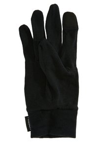 Reusch - SILK LINER TOUCH-TEC™ - Fingervantar - black - 3