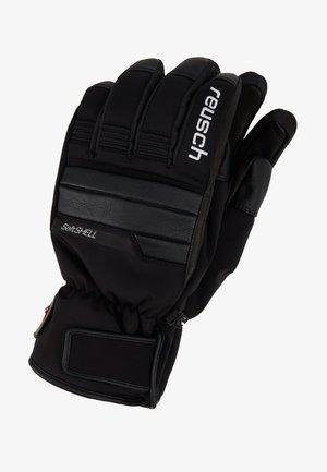 ARISE RTEX® XT - Rękawiczki pięciopalcowe - black/white