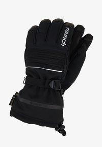 Reusch - ISIDRO GTX® - Fingervantar - black/white - 1