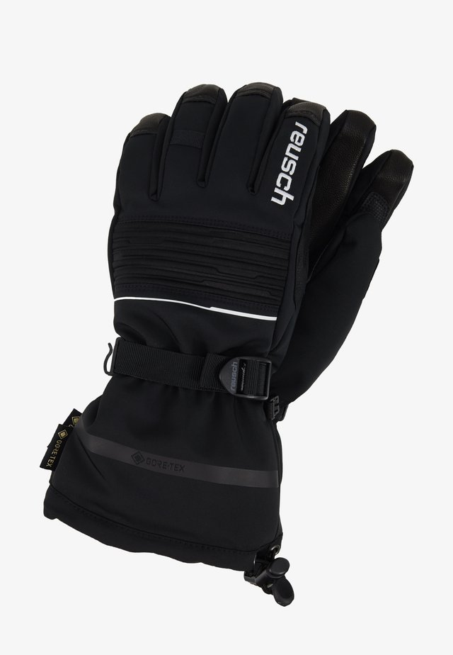 ISIDRO GTX® - Gloves - black/white
