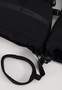 Reusch - ISIDRO GTX® - Fingervantar - black/white - 4