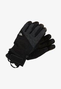 Reusch - BEAT GTX® - Fingervantar - black/black melange - 1