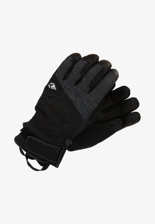 BEAT GTX® - Gloves - black/black melange