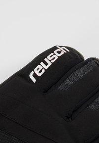 Reusch - BEAT GTX® - Fingervantar - black/black melange - 4