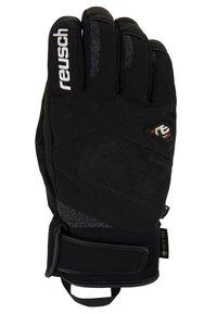 Reusch - BEAT GTX® - Fingervantar - black/black melange - 2
