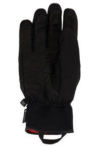 Reusch - BEAT GTX® - Fingervantar - black/black melange - 3