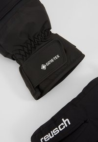 Reusch - FRANK GTX® - Guanti - black/white - 4