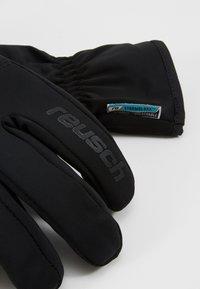 Reusch - RUBEN TOUCH TEC™ - Fingervantar - black - 5