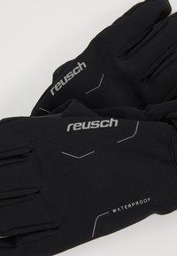 Reusch - REUSCH DIVER X R TEX® XT - Guantes - black/silver - 5