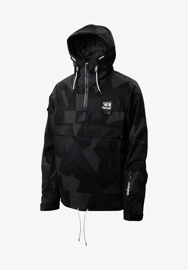 CARL-R - Snowboard jacket - black