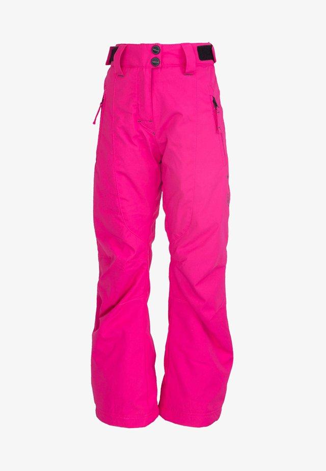 BETTY - Snow pants - brombeer
