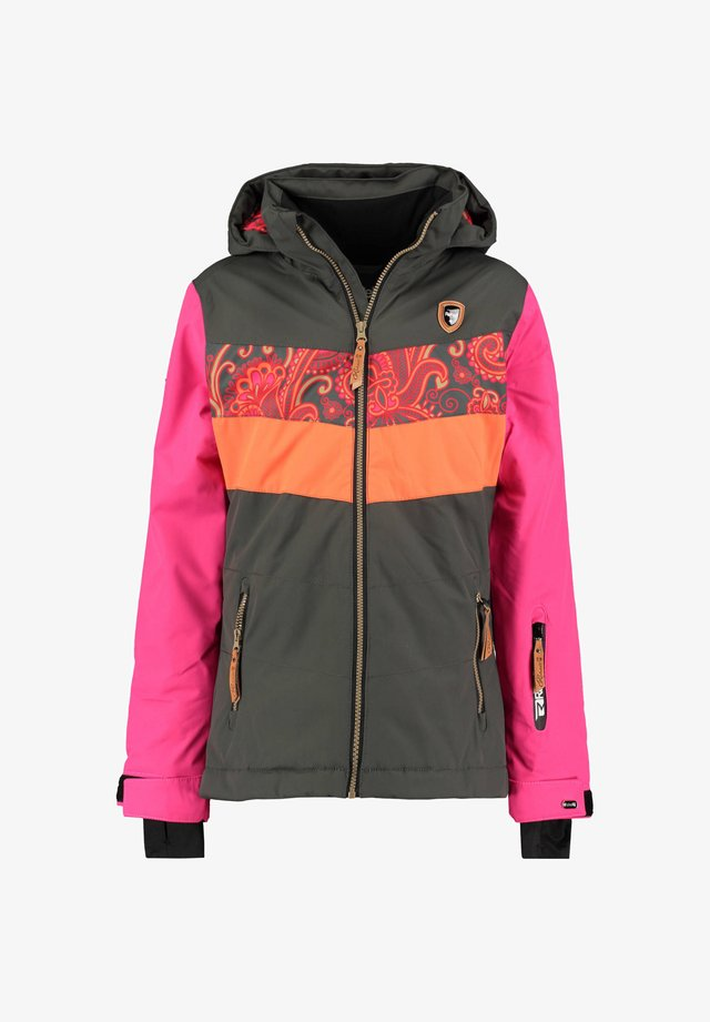 HESTER - Snowboard jacket - multicolor