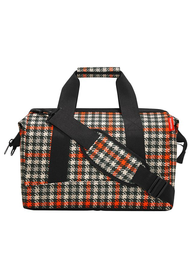 Weekend bag - glencheck red [3068]